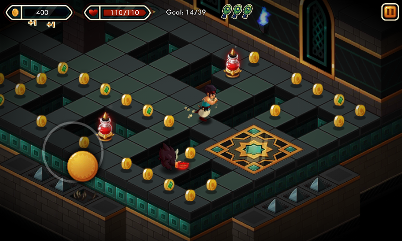Treasure Tower Sprint (3)