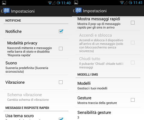 Android 4.3 SMS-MMS CyanogenMod 10.2 SMS-MMS