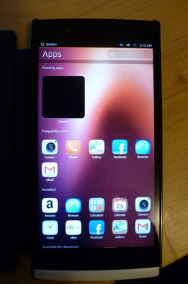 Find 5 Ubuntu Touch