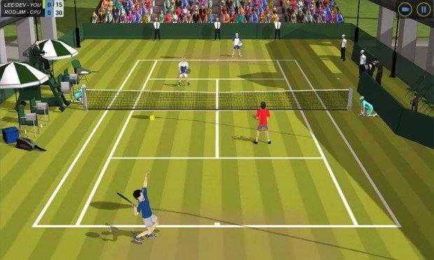 Flick Tennis (2)