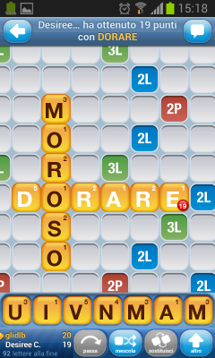 Words with Friends italiano (5)