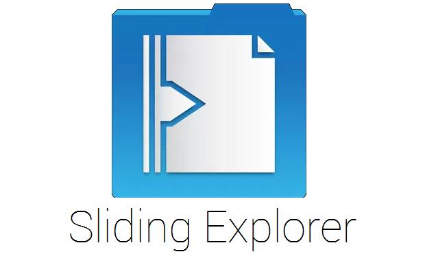 sliding explorer