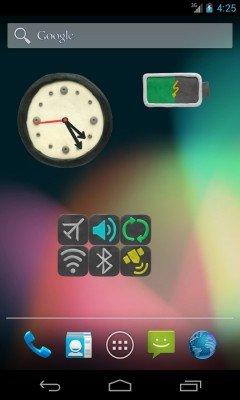 KM Plasticine widgets Lite (2)
