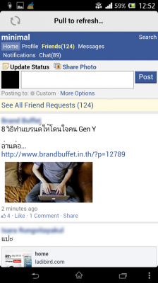 Minimal per Facebook-1