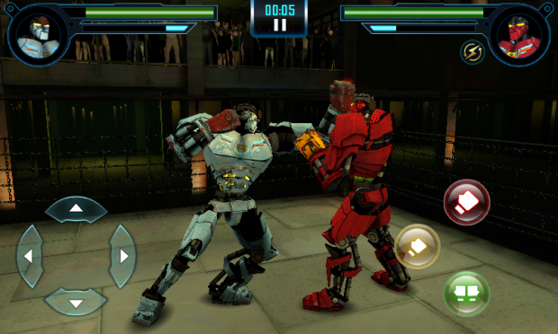 Real Steel World Robot Boxing (2)