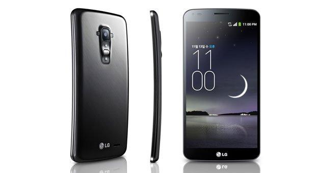 LG G flex (primo Smartphone curvo) debutterà finalmente in Italia: vediamo la situazione nel resto del mondo