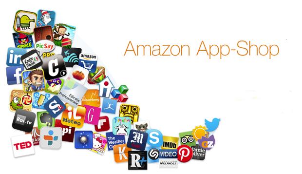 8ea09523607904 Amazon ha aggiornato il suo App-Shop alla versione 7 che ha introdotto  numerosissime novità e ha stravolto l'interfaccia grafica, portandone una  totalmente ...