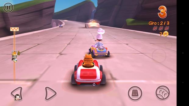 Garfield Kart (8)