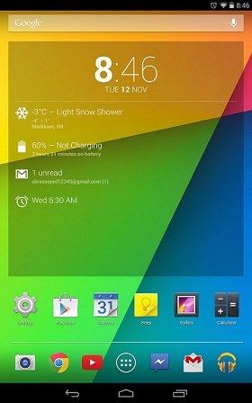 OTA Android 4.4