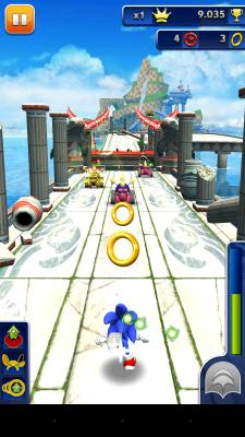 Sonic Dash (1)