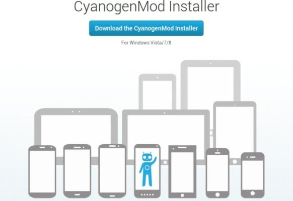 CyanogenMod Installer per PC ed Android disponibile ufficialmente al