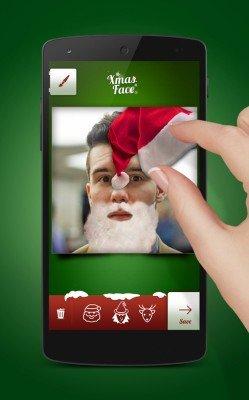 Christmas Face (2)