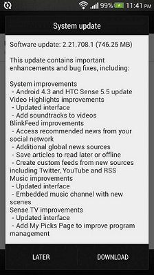 HTC-Butterfly-S-Android-43-Sense-55-update