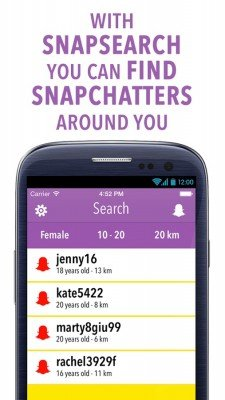 SnapSearch for Snapchat (2)