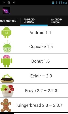 google android info 2