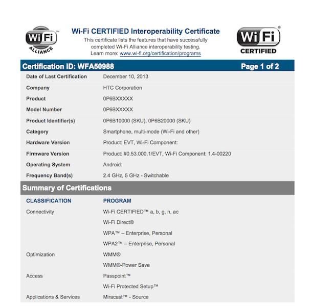 htc-m8-wifi-certification