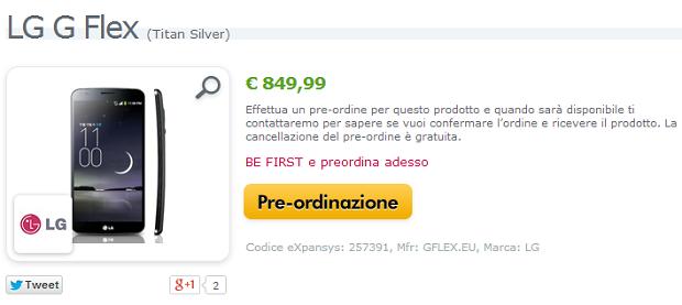 G Flex Italia