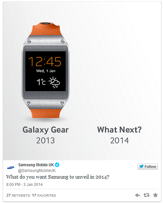 Galaxy Gear 2