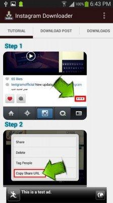 Instagram Video Downloader (2)