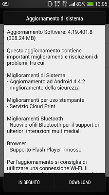 android 4.4.2 htc one