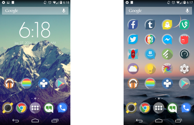 clearpack android