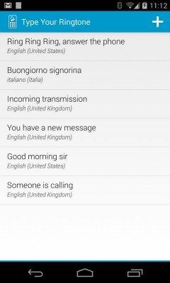 Type Your Ringtone (2)
