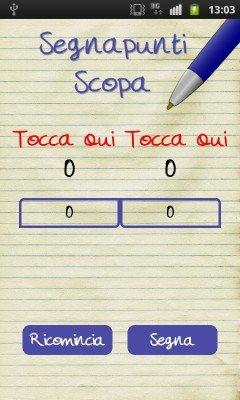 Segnapunti Scopa (2)