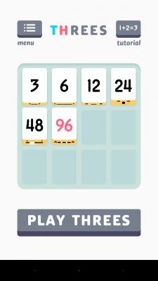 Threes (3)
