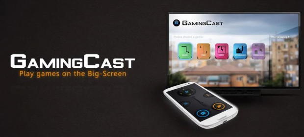 gamingcast games google chromecast