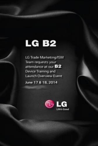 lg b2 evento