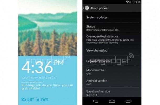 CyanogenMod-11S-OnePlus-One
