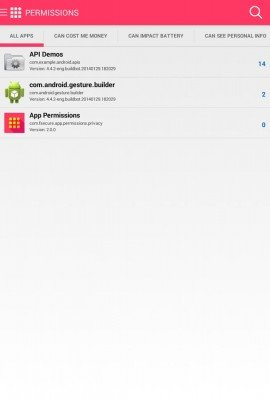 F-Secure App Permissions (1)