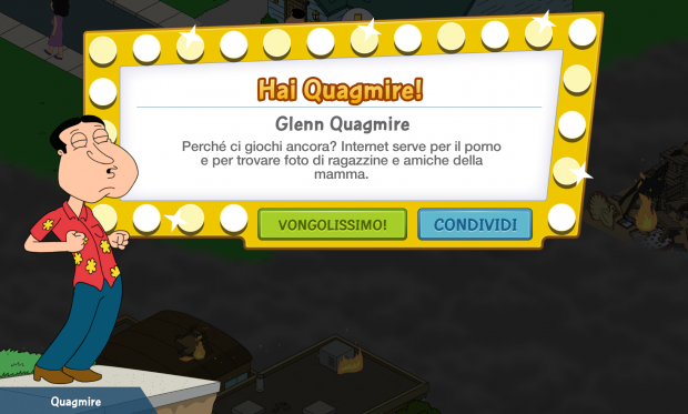 Family Guy Missione per la Gloria (3)