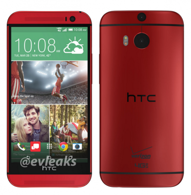HTC_One_M8_Red_Verizon