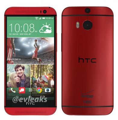 HTC_One_M8_Red_Verizon