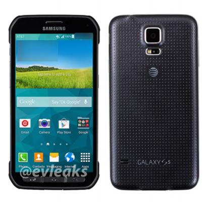 Nuove notizie riguardo al Samsung Galaxy S5 Active e uno smartwatch Samsung con SIM