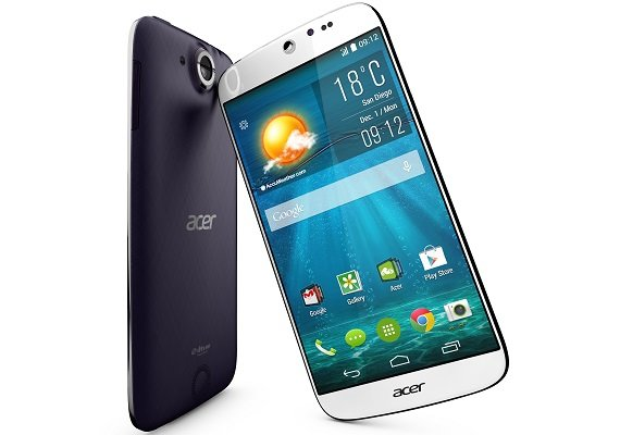 Acer svela Liquid Jade S, Liquid Z410 e altri dispositivi per il CES 2015