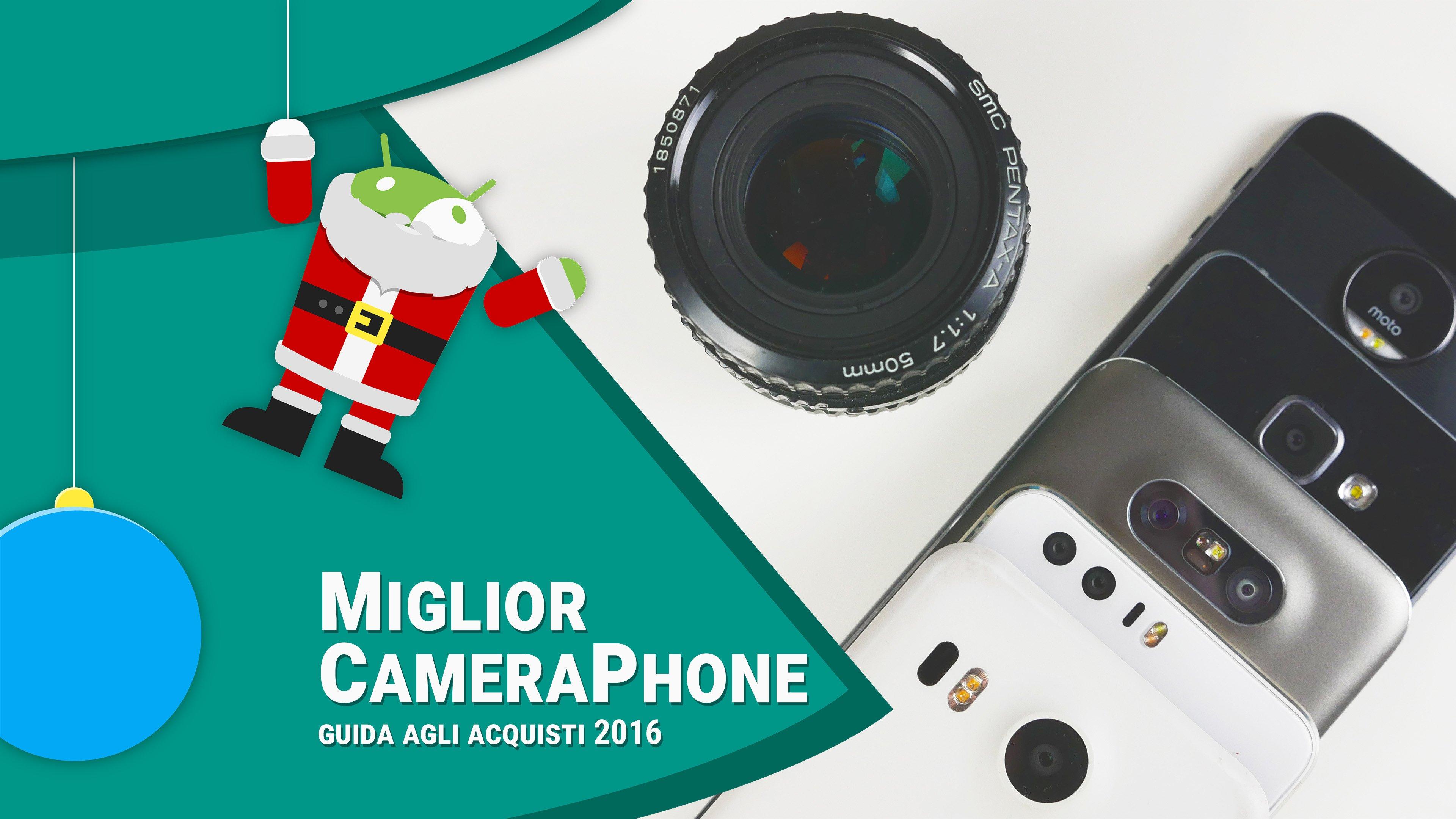 Miglior smartphone android per fotocamera gennaio 2017 for Smartphone migliore fotocamera 2017