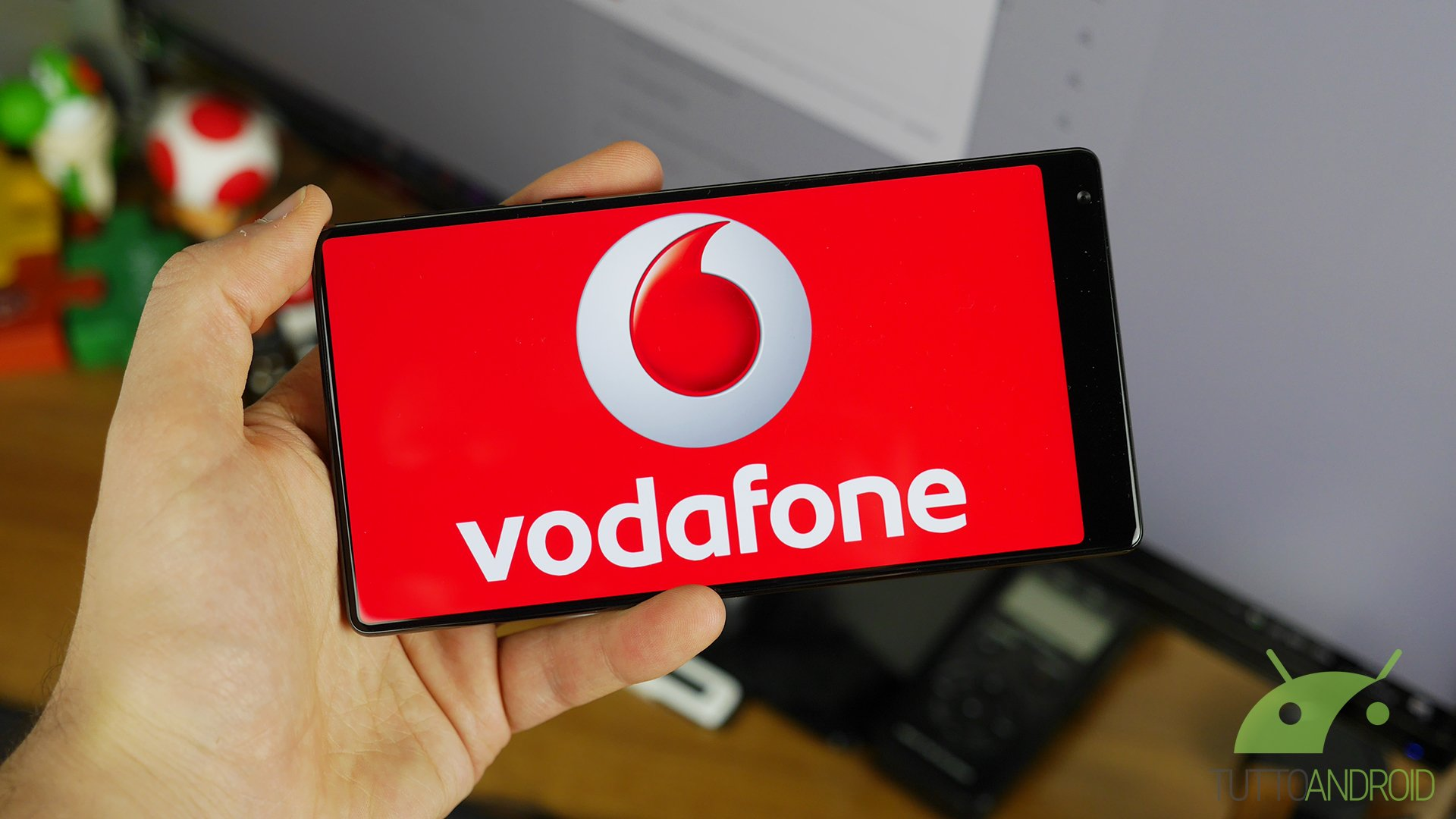 Coupons vodafone offerte