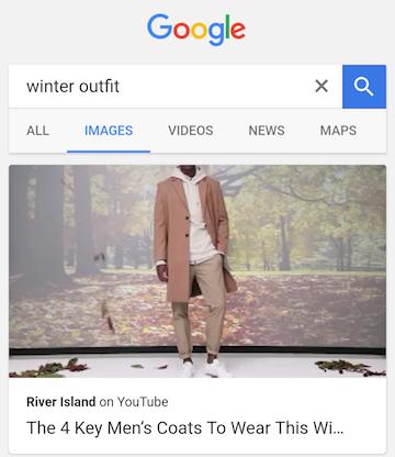 Google introduce i video in cima ai risultati delle ricerche delle immagini