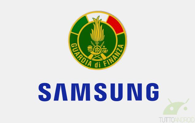 Samsung: tablet e smartphone sequestrati a Vicenza