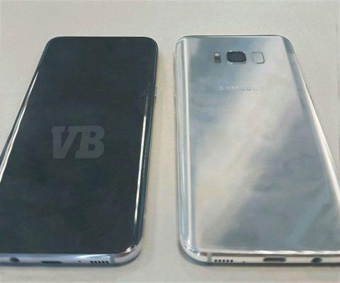 Galaxy S8: prima foto reale conferma alcuni dettagli