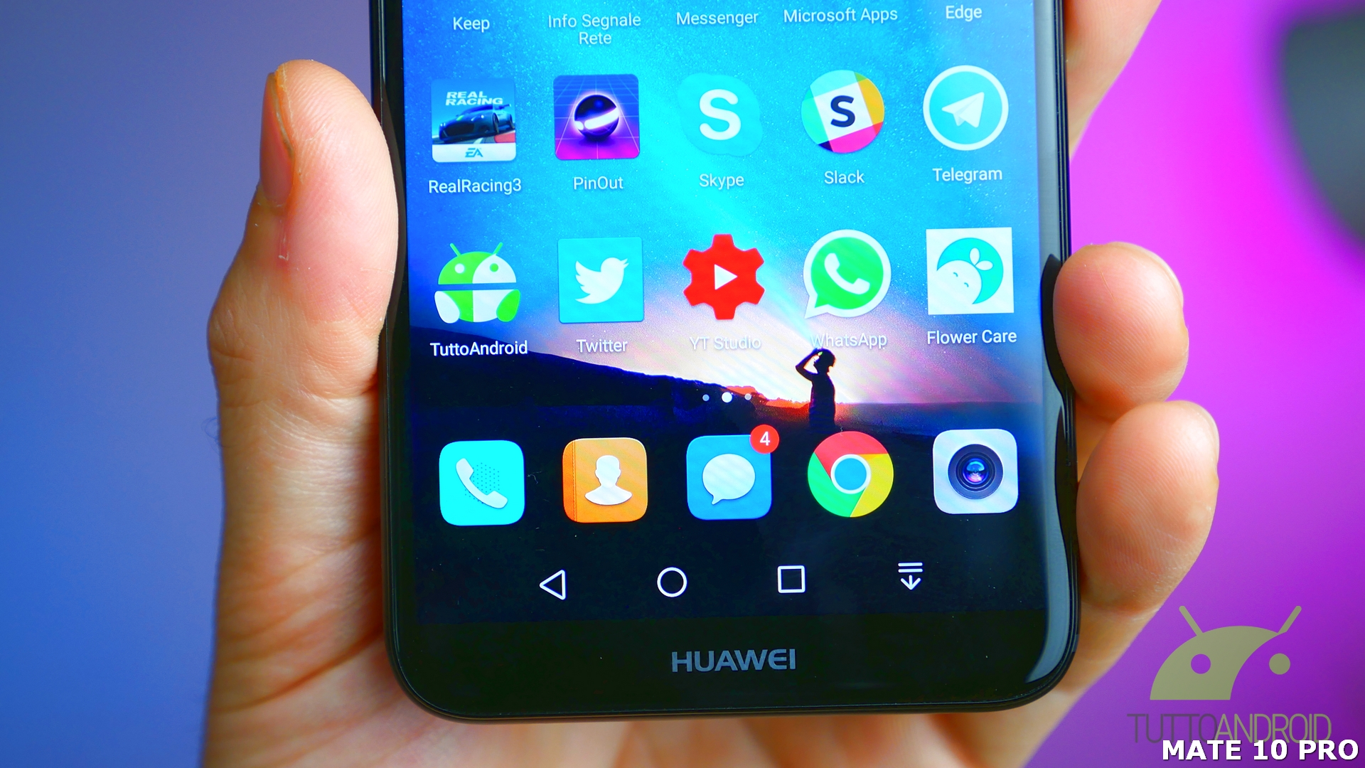 Android 8 Huawei Mate 10 Lite