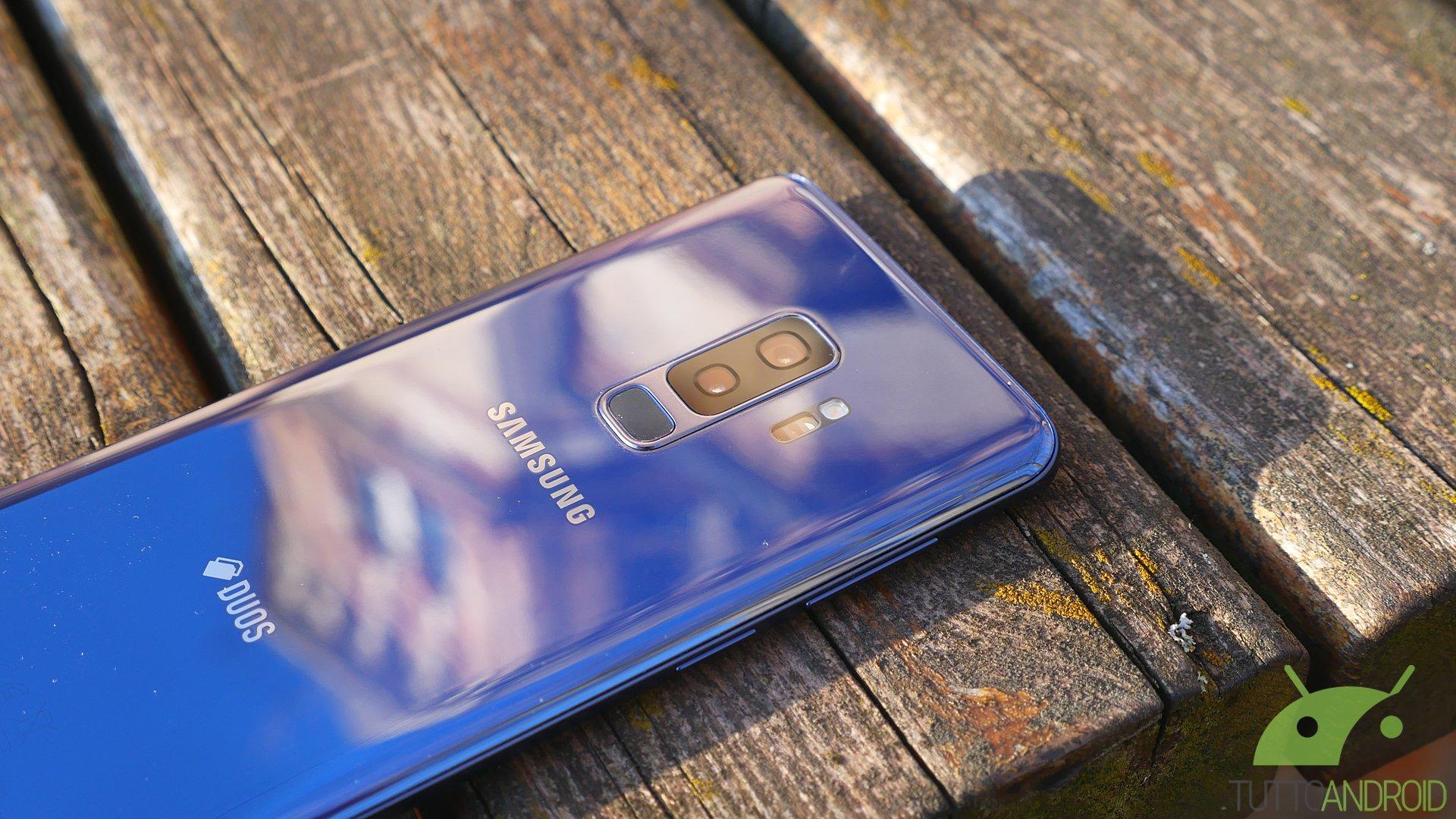 Samsungs One UI: So sieht Android Pie auf dem Galaxy S9 Plus