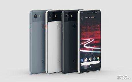 google pixel 3xl