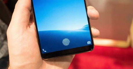 Samsung Sensore Impronte Diplay