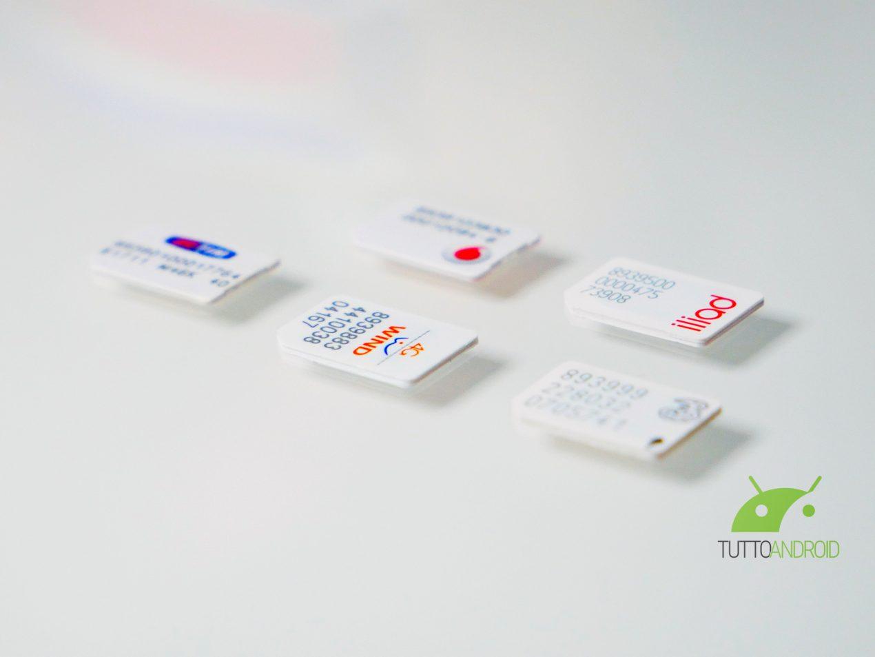 Migliori offerte telefoniche di TIM, Vodafone, Iliad, Wind e Tre