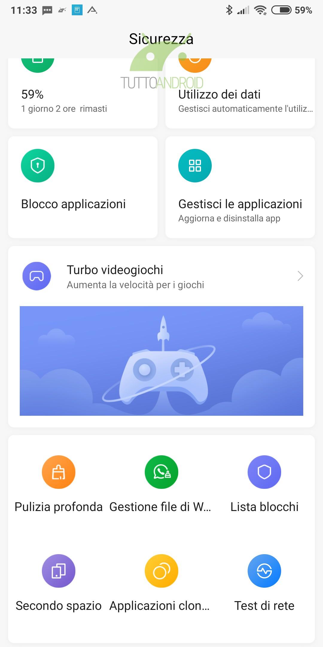 L'app Sicurezza di MIUI 10 Beta si rifà il look con nuove ...