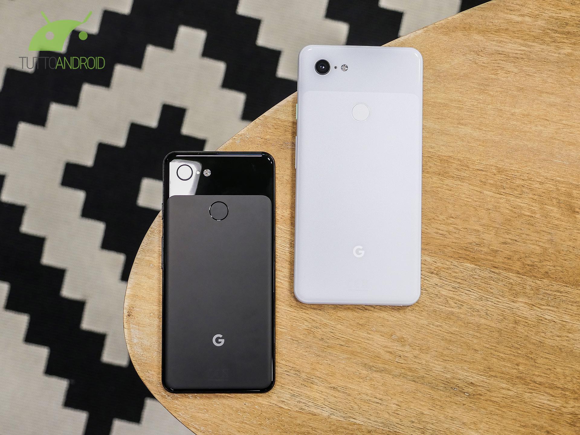"""1ad9a9e6cab84 Un rumor su Google Pixel 4 vede due smartphone con un """"vero"""" supporto dual  SIM"""