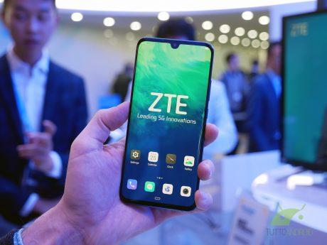 ZTE Axon 10 Pro 5G batte tutti: è lo smartphone più veloce d